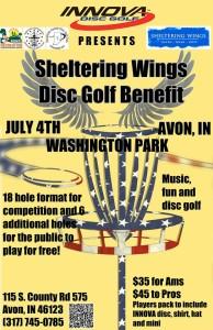 Disc Golf @ Washington Park | Avon | Indiana | United States