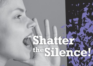 """Shatter the Silence"" With Angela Cain @ Avon Washington Township Park Pavilion Center 