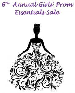 6th Annual Girl's Prom Essentials Sale @ Avon High School, Door # 13 | Avon | Indiana | United States