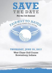 3rd Annual Fairway To Haven Golf Outing @ West Chase Golf Course | Brownsburg | Indiana | United States